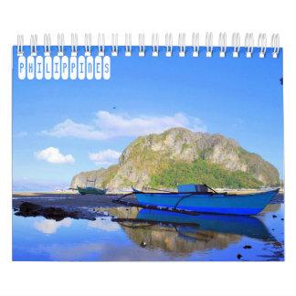 Philippines Travel Calendar