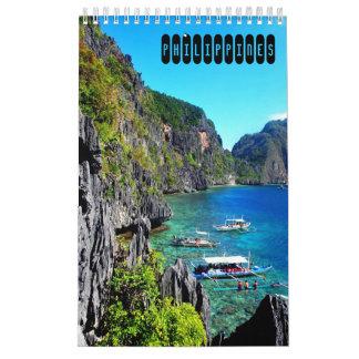 Philippines Wall Calendars