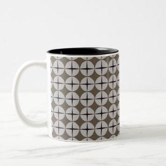 Philips Head Screws Two-Tone Coffee Mug