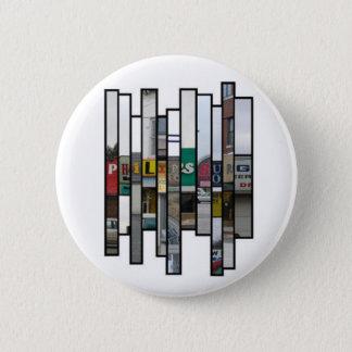 Philipsburg 6 Cm Round Badge