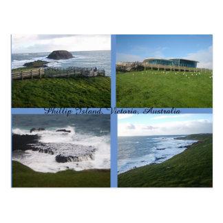 Phillip Island Nature Park Postcard