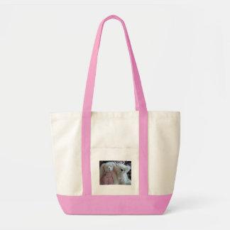 Phillipa and Pinky Tote Bag