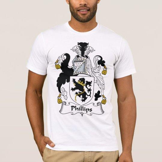 Phillips Family Crest T-Shirt