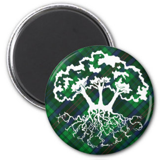 Phillips roots - family tabbard 6 cm round magnet
