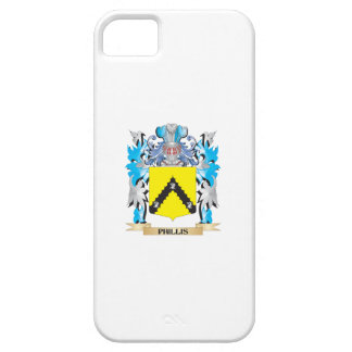 Phillis Coat of Arms - Family Crest iPhone 5 Case