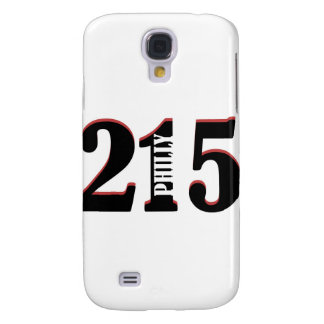 Philly 215 samsung galaxy s4 case