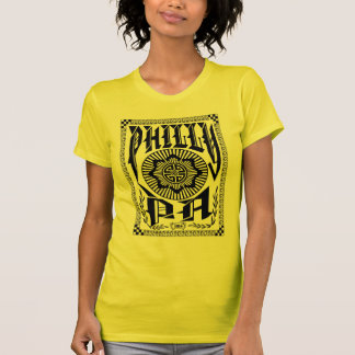 Philly Abstract T-Shirt