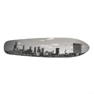 Philly b/w 21.6 cm skateboard deck