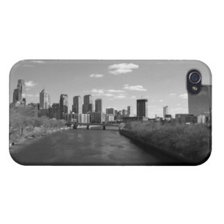 Philly b/w iPhone 4 covers