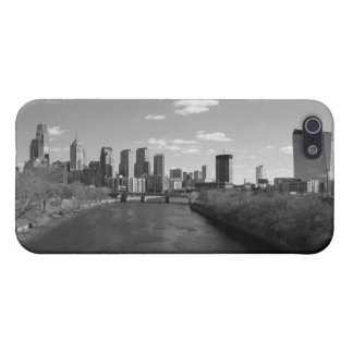 Philly b/w iPhone 5 covers