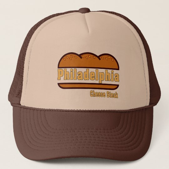 Philly Cheese Steak Trucker Hat