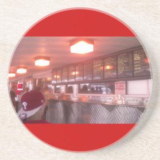 Philly Cheesesteak Coaster