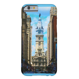 Philly City Hall Barely There iPhone 6 Case