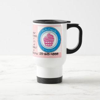 philly cupcakes travel mug
