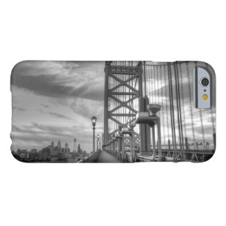 Philly from the bridge barely there iPhone 6 case