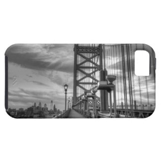 Philly from the bridge iPhone 5 cases