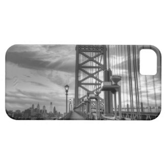 Philly from the bridge iPhone 5 covers