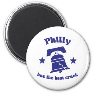 Philly Has The Best Crack Magnet