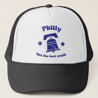 Philly Has The Best Crack Trucker Hat