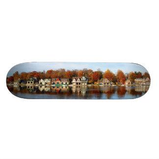 Philly landmark skateboard