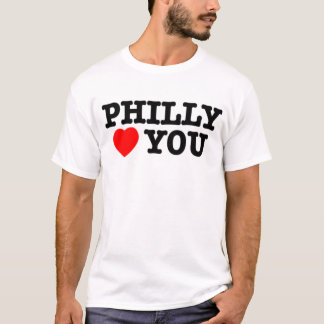 Philly Loves You T-Shirt