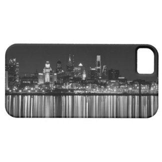 Philly night b/w iPhone 5 covers