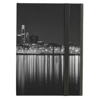 Philly night b/w iPad air case