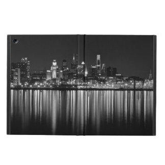 Philly night b/w iPad air case