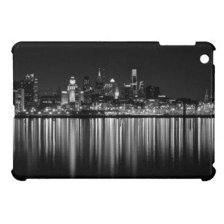 Philly night b/w iPad mini covers