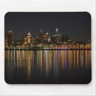 Philly night mouse mat