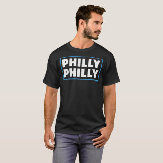 Philly Philly Philadelphia Football Underdog T-Shirt