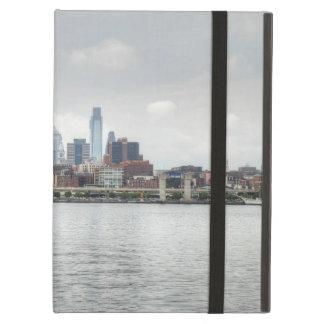 Philly skyline 2 iPad air cases