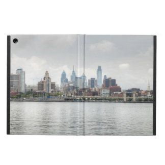 Philly skyline 2 iPad air covers