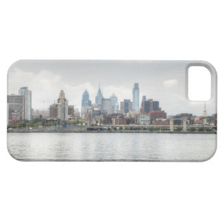 Philly skyline 2 iPhone 5 cover