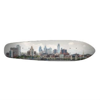 Philly skyline 2 skate board decks