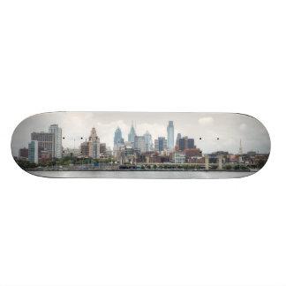 Philly skyline 2 skateboard decks