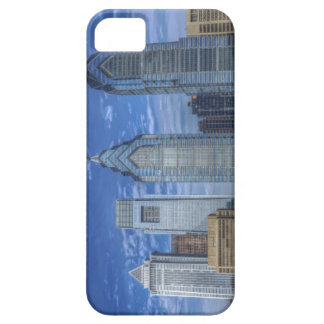 Philly Skyline Closeup iPhone 5 Cover