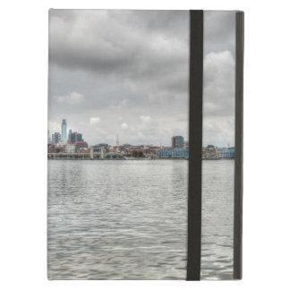 Philly skyline iPad air cases