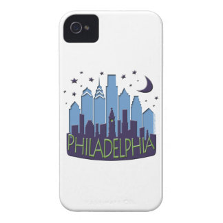 Philly Skyline mega cool Case-Mate iPhone 4 Cases
