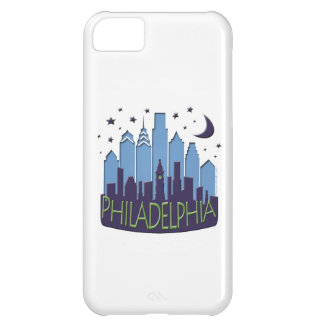 Philly Skyline mega cool iPhone 5C Case