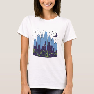 Philly Skyline mega cool T-Shirt