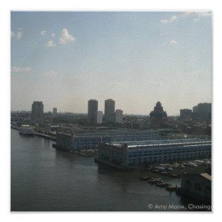 Philly Skyline Posters