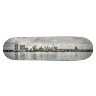 Philly skyline skateboards