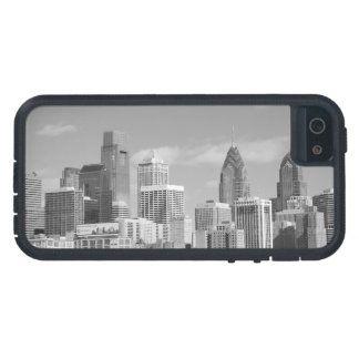 Philly skyscrapers black and white iPhone 5 case