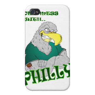 Philly Spirit iPhone 4 Cover