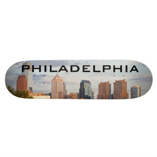 Philly summer 18.1 cm old school skateboard deck