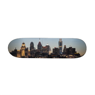 Philly sunset 18.1 cm old school skateboard deck