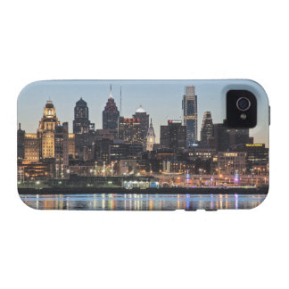 Philly sunset iPhone 4 cover