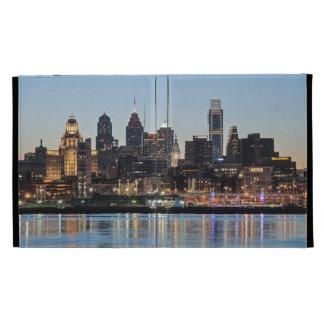 Philly sunset iPad case