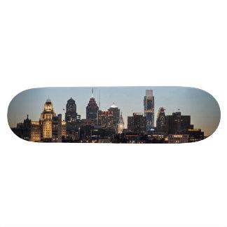 Philly sunset skateboard decks
